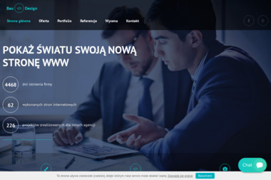 Baudesign - Strony internetowe Cieszanów