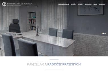 Kancelaria Radców Prawnych  Borowa & Ćwiekowska - Ściąganie Należności Olsztyn