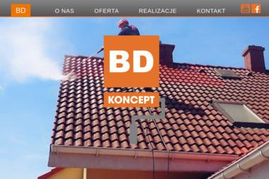 BD Koncept - Mycie elewacji Chełmża