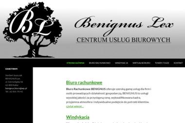 BENIGNUS Lex - Wirtualne biuro Kalisz