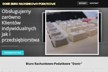 DONIR BIURO RACHUNKOWO-PODATKOWE - Usługi finansowe Słubice