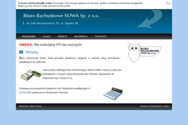 Biuro Rachunkowe SOWA Sp. z o.o. - Biuro rachunkowe Siemianowice Śląskie