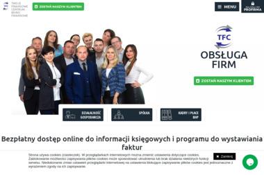 Biuro Rachunkowe Twoje Finansowe Centrum Sp. zo.o., Sp. k - Rozliczanie Podatku Białogard