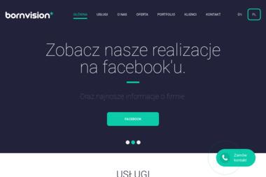 Bornvision - Agencja Interaktywna - Strony internetowe Biała Podlaska