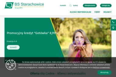 Bank Spółdzielczy w Starachowicach - Kredyt Dla Firm Starachowice