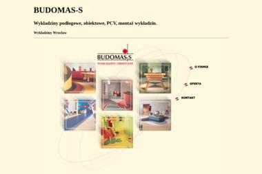BUDOMAS-S - Wykładziny Wrocław