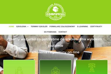 """Centrum Kształcenia Zawodowego """"Compertus"""" - Kurs pierwszej pomocy Poznań"""