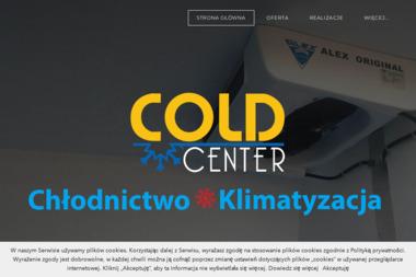 Cold-Center - Urządzenia, materiały instalacyjne Bujny