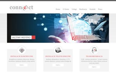 CONNECT Marek Szczygielski - Instalatorstwo Oświetleniowe Toruń