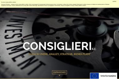 Consiglieri S.C. - Biznes plan Toru艅