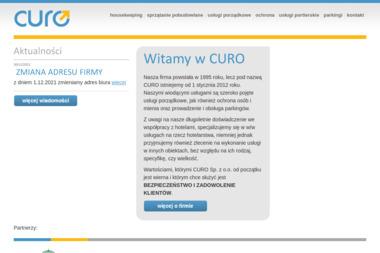 CURO Sp. z o.o. - Sprzątanie biur Łomża