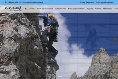 Dachmix - Prace Alpinistyczne Osielsko