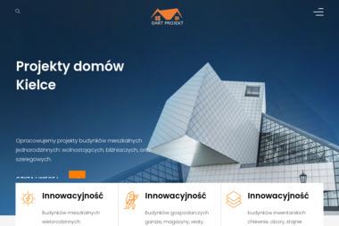 """Biuro Projektowe """"""""DART PROJEKT"""""""" Artur Dorobczyński - Architekt Skarżysko-Kamienna"""