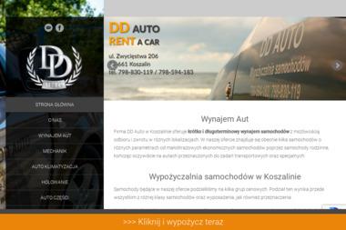 DD Auto - Wypożyczalnia samochodów Koszalin