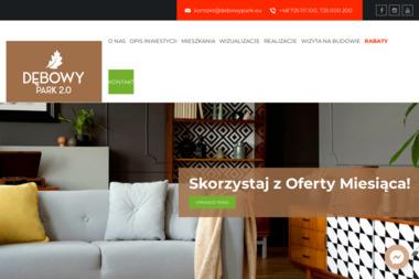 DĘBOWY PARK - Nowe Mieszkania Rzeszów