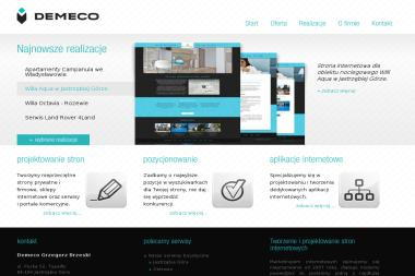 DEMECO - Agencja interaktywna Jastrzębia Góra