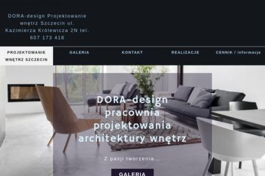 DORA-design Projektowanie wnętrz - Projektowanie wnętrz Szczecin
