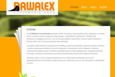 Drwalex - Odśnieżanie dachów Białobiel