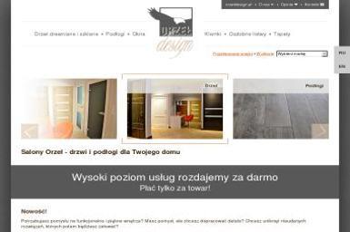 Salony Wyposażenia Wnętrz Orzeł - Okna drewniane Gdańsk