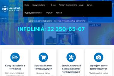 I.C.C. WOJCIECH DANIELEWICZ - Sprzedaż Kamer Termowizyjnych Warszawa