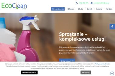Eco Clean - Sprzątanie Lublin