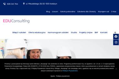 EDU-Consulting - Kurs pierwszej pomocy Kwidzyn