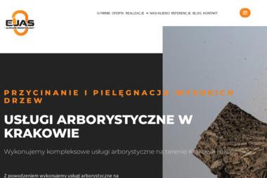 EJAS Usługi Wysokościowe - Alpinista Przemysłowy Kraków