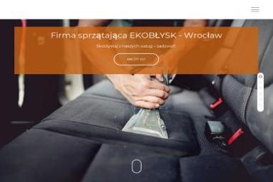 P. H.U. EKOBŁYSK - Sprzatanie w Biurze Ząbkowice Śląskie