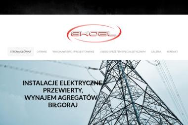 Przedsiębiorstwo Wielobranżowe EKOEL - Usługi Elektryczne Józefów