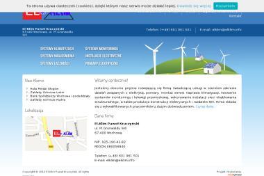 El-Klim - Instalacja Klimatyzacji Wschowa