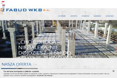 FABUD Wytwórnia Konstrukcji Betonowych - Prefabrykaty Betonowe Siemianowice Śląskie