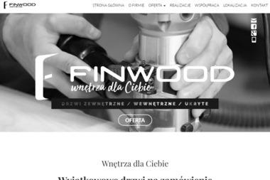 FinWood - Drzwi Dwuskrzydłowe Bielsko-Biała