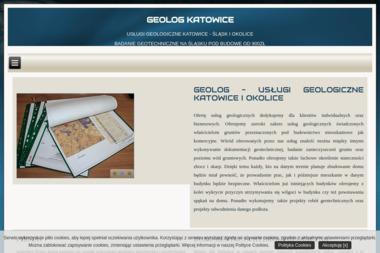 ANDRZEJ ŁYCZBA GEOLOG KATOWICE - Geolog Katowice