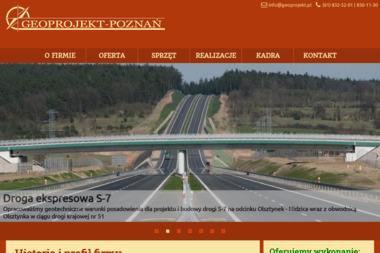 Geoprojekt - Badanie Geotechniczne Poznań