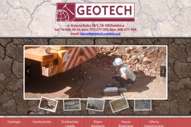 Geotech - Badanie Zagęszczenia Gruntu Świdnica