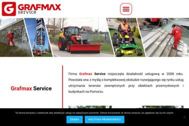 Grafmax Service - Odśnieżanie Tczew