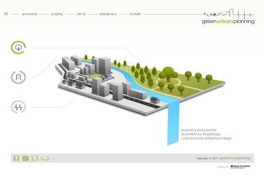 GREEN URBAN PLANNING - Projektowanie ogrodów Szczecin
