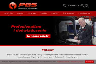 POLSKA GRUPA SERWISOWA SP. Z O.O. - Wózki widłowe Kielce