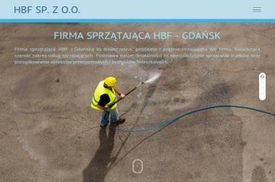 HBF Sp. z o.o. - Sprzatanie Biur Rano Gdańsk