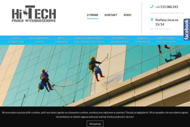 Hi Tech - Alpinista Przemysłowy Wrocław