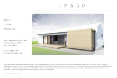 PRACOWNIA ARCHITEKTURY mgr inż. arch. Alicja Wróbel - Architekt Stargard