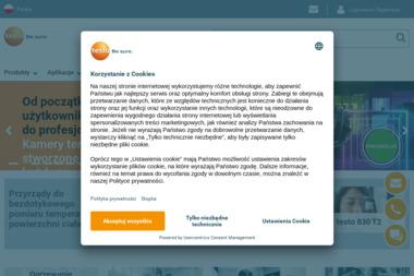 Testo Sp. z o.o. - Termografia Pruszków