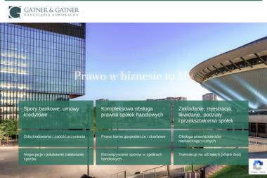 Kancelaria Adwokacka Gatner & Gatner - Windykacja Bielsko-Biała