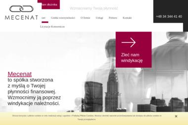 Mecenat Sp. z o.o. - Finanse Częstochowa