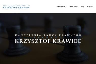 KANCELARIA RADCY PRAWNEGO KRZYSZTOF KRAWIEC - Finanse Nisko