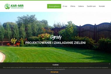 KAR-MIR - Projektowanie ogrodów Wągrowiec