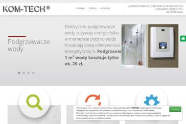 KOM-TECH P.P.U.H - Kolektory słoneczne Wrocław
