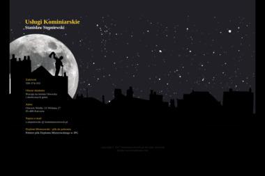 Usługi Kominiarskie Stanisław Stępniewski - Czyszczenie Komina ze Smoły Karczew