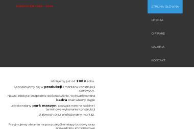 KORSYSTEM - Firmy inżynieryjne SOCHACZEW