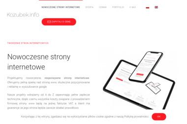 Kozubek.info - Strona Internetowa Racibórz